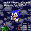 Tpot's Colour-Corrected Genesis Sprite Pack