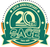 SAGE20th is Finally Live! (& Links)